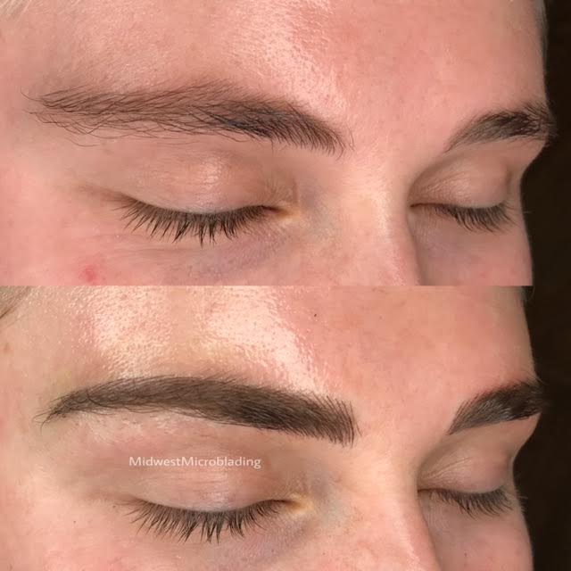 Midwest Microblading | www.apinchofserendipity.com