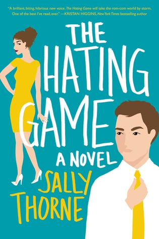 "the hating game (light fiction 5/5) - ""Lucy Hutton has always been certain that the nice girl can get the corner office. She's charming and accommodating and prides herself on being loved by everyone at Bexley & Gamin. Everyone except for coldly efficient, impeccably attired, physically intimidating Joshua Templeman. And the feeling is mutual.Trapped in a shared office together 40 (OK, 50 or 60) hours a week, they've become entrenched in an addictive, ridiculous never-ending game of one-upmanship. There's the Staring Game. The Mirror Game. The HR Game. Lucy can't let Joshua beat her at anything—especially when a huge new promotion goes up for the taking.If Lucy wins this game, she'll be Joshua's boss. If she loses, she'll resign. So why is she suddenly having steamy dreams about Joshua, and dressing for work like she's got a hot date? After a perfectly innocent elevator ride ends with an earth-shattering kiss, Lucy starts to wonder whether she's got Joshua Templeman all wrong.Maybe Lucy Hutton doesn't hate Joshua Templeman. And maybe, he doesn't hate her either. Or maybe this is just another game.""I usually try to steer away from romance novels as I find them to be very cheesy and I have second-hand embarrassment after reading them. Ha! But this one did not disappoint! It has a cute, believable story and sex was not at the forefront of the relationship (which I appreciated since I read Normal People right before). I'd recommend this to anyone looking for a romantic comedy in book form - you'll love it!"