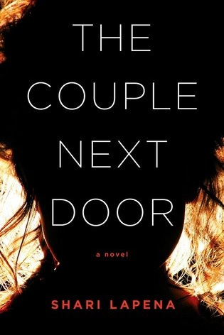 "the couple next door (thriller 4/5) - ""Anne and Marco Conti seem to have it all--a loving relationship, a wonderful home, and their beautiful baby, Cora. But one night when they are at a dinner party next door, a terrible crime is committed. Suspicion immediately focuses on the parents. But the truth is a much more complicated story.Inside the curtained house, an unsettling account of what actually happened unfolds. Detective Rasbach knows that the panicked couple is hiding something. Both Anne and Marco soon discover that the other is keeping secrets, secrets they've kept for years.What follows is the nerve-racking unraveling of a family--a chilling tale of deception, duplicity, and unfaithfulness that will keep you breathless until the final shocking twist.""I really enjoyed this book, but since I read it so close to reading An Unknown Guest by Lapena all I could think about while reading this is how much better An Unknown Guest was. I think the story was crazy and made me want to keep reading but there were some major plot holes. I'd recommend if you've read a lot of thrillers and are looking for another one to read!"