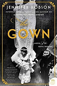 The Gown - Historical Fiction, Released December 31, 2018Recommended by: Modern Mrs. DarcyPlot: An enthralling historical novel about one of the most famous wedding dresses of the twentieth century—Queen Elizabeth's wedding gown—and the fascinating women who made it.My thoughts: I adore everything about the British Royal Family and this novel looks like just my cup of tea. It switches between past tense and present day which is sometimes hard for me to follow but I'm excited for it nonetheless!