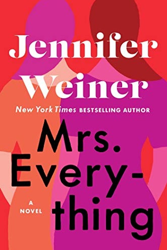 Mrs. Everything - Light Fiction, Released June 11, 2019Recommended by: Ashley SpiveyPlot: In her most ambitious novel yet, Jennifer Weiner tells a story of two sisters who, with their different dreams and different paths, offer answers to the question: How should a woman be in the world?My thoughts: Jennifer Weiner is a very well-known author (think: In Her Shoes) but I haven't had the opportunity to read any of her books yet. Thank you to NetGalley for sending me an advanced reading copy of this book because I've heard SUCH great things. I think this will feed my feminist soul and I can't wait to dive in!