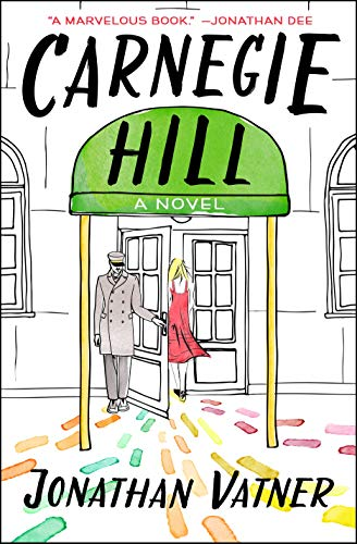 Carnegie Hill - Light Fiction, Released August 20, 2019Plot: Jonathan Vatner's Carnegie Hill is a belated-coming-of-age novel about sustaining a marriage—and knowing when to walk away. It chronicles the lives of wealthy New Yorkers and the staff who serve them, as they suffer together and rebound, struggle to free themselves from family entanglements, deceive each other out of love and weakness, and fumble their way to honesty.My thoughts: I frequently dream about a life in NYC. Instead of packing up and moving across the country, I live vicariously through one of my bffs, Jess, and The Real Housewives of New York City. This seems like a light, fun story about ending relationships that don't work and I'm excited to pick this up after I finish a heavier read.Thank you to NetGalley for sending me an advanced reading copy of this book.