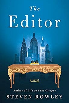 The editor - Light Fiction, Released April 2, 2019Recommended by: Sarah's Book ShelvesPlot: After years of trying to make it as a writer in 1990s New York City, James Smale finally sells his novel to an editor at a major publishing house: none other than Jacqueline Kennedy Onassis. From the bestselling author of Lily and the Octopus comes a funny, poignant, and highly original novel about an author whose relationship with his very famous book editor will change him forever--both as a writer and a son.My thoughts: I'm reading this right now and adore it. It exposes how hard it is to make it as a writer as well as showing how difficult being LGBT in the '90s really was. I love the way Rowley exposes the brutally honest relationship the protagonist has with his mother. It'll make you laugh, cry, and root for James all the way through. Plus, anything with Jackie O is an immediate pick-me-up for me.