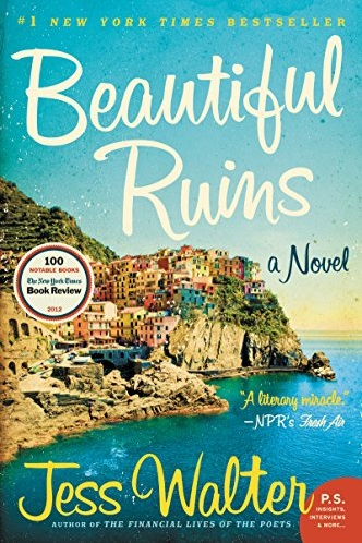 Beautiful ruins - Light Fiction, Released June 12, 2012Recommended by: Grace AtwoodPlot: The story of an almost-love affair that begins on the Italian coast in 1962…and is rekindled in Hollywood fifty years later.My thoughts: I received this as a white elephant gift last Winter and I just HAD to wait until Summer to read. I mean, look at that beautiful cover?! The plot gives me major old Hollywood vibes and I am always a sucker for a non-cheesy love story. I've heard wonderful things!