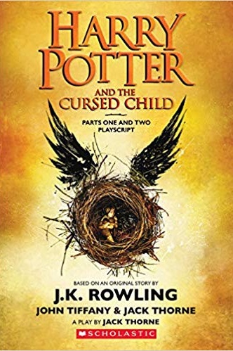 Harry Potter and the Cursed Child - Young Adult, Released July 25, 2017Plot: It was always difficult being Harry Potter and it isn't much easier now that he is an overworked employee of the Ministry of Magic, a husband, and father of three school-age children.While Harry grapples with a past that refuses to stay where it belongs, his youngest son, Albus, must struggle with the weight of a family legacy he never wanted. As past and present fuse ominously, both father and son learn the uncomfortable truth: Sometimes, darkness comes from unexpected places.My thoughts: Another book I've been meaning to get around to! This has been sitting on my shelf since it was released. I can't wait to follow more adventures of Harry (and Albus!)