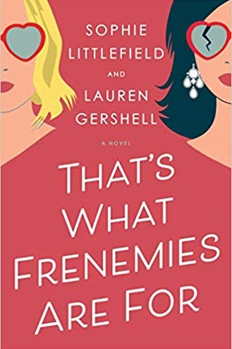 That's What Frenemies Are For - Light Fiction, Released July 30, 2019Recommended by: Hitha PalepuPlot: A tale of two women, That's What Frenemies Are For provides an engrossing glimpse into the cutthroat moms' club of the Upper East Side.My thoughts: This book was labeled as razor-sharp novel for fans of When Life Gives You Lululemons which I read last year and enjoyed. I'm going to wait to get this from the library so I probably won't be able to read until later on this Summer but it'll give me something to look forward to!