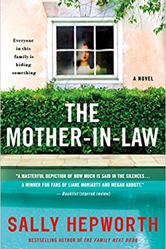 The mother in law - Thriller, Released April 23, 2019Recommended by: Sarah's Book ShelvesPlot: A twisty, compelling new novel about one woman's complicated relationship with her mother-in-law that ends in death...My thoughts: I've heard AMAZING things about this book so I bought it immediately. Everyone has had hard family relationships and this deems delightfully juicy.