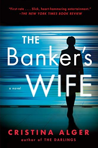 The banker's Wife - Thriller, Released July 3, 2018Recommended by: Grace AtwoodPlot: The Banker's Wife is both a high-stakes thriller and an inside look at the personal lives in the intriguing world of financeMy thoughts: Along with Grace, I also heard from one of my best friends how good this book was. She read it in one sitting and, man, she is really picky with books so I knew this one was a must-read!