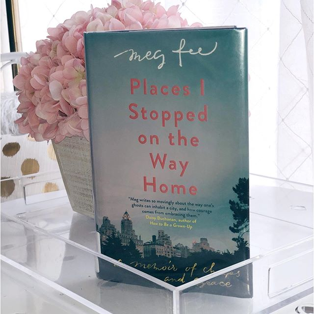 🥳GIVEAWAY!🥳 In honor of posting my Summer 2019 Reading List on the blog yesterday, I am giving away my favorite book from the list, Places I Stopped on the Way Home by @meg_fee  To enter: 1️⃣make sure you follow me @apinchofserendipity  2️⃣like this photo 3️⃣tag a friend below and tell me your favorite book! ✨contest ends at midnight on 5/16 and winner will be announced the morning of 5/17