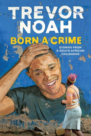 "Born a Crime (memoir 5+/5) - ""Trevor Noah, one of the comedy world's fastest-rising stars and host of The Daily Show, tells his wild coming-of-age story during the twilight of apartheid in South Africa and the tumultuous days of freedom that followed. The stories Noah tells are by turns hilarious, bizarre, tender, dark, and poignant - subsisting on caterpillars during months of extreme poverty, making comically pitiful attempts at teenage romance in a color-obsessed world, thrown into jail as the hapless fall guy for a crime he didn't commit, thrown by his mother from a speeding car driven by murderous gangsters, and more.""This memoir gave me quite a few chuckles and A LOT of tears. I remember sitting at work and sobbing while listening to the last chapter. (If you know, you know!) Trevor Noah is a hilarious comedian (one that I have a strong crush on…) so I knew his memoir would be phenomenal. He talks about his life in South Africa, his family, shares funny anecdotes, and ultimately how he found success on The Daily Show. I liked this memoir more than others because of how Noah read with such empathy. You could feel his emotions through the delivery of the text and I absolutely loved it.Overall: I'd highly recommend if you love comedians and/or late night comedy!"
