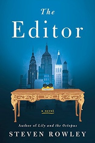 "The editor (light fiction 3/5) - ""After years of trying to make it as a writer in 1990s New York City, James Smale finally sells his novel to an editor at a major publishing house: none other than Jacqueline Kennedy Onassis. Jackie--or Mrs. Onassis, as she's known in the office--has fallen in love with James's candidly autobiographical novel, one that exposes his own dysfunctional family. But when the book's forthcoming publication threatens to unravel already fragile relationships, both within his family and with his partner, James finds that he can't bring himself to finish the manuscript.Jackie and James develop an unexpected friendship, and she pushes him to write an authentic ending, encouraging him to head home to confront the truth about his relationship with his mother. Then a long-held family secret is revealed, and he realizes his editor may have had a larger plan that goes beyond the page...""If you are interested in reading this book, then I highly recommend listening to the audiobook. I tried to read the e-book version of this and couldn't get past chapter 6. However, the audiobook is AMAZING. The narrator is one of my favorites! The story is cute and deals with LGBTQ in the '90s, family drama, and the ins-and-outs of the editing world. (If you didn't know, my dream job would be to be an editor so I love any book that is in that setting!)Overall, I'd recommend if you love Jackie O or are looking for a light, fun story! This would be a perfect follow-up to a particularly emotional book!"