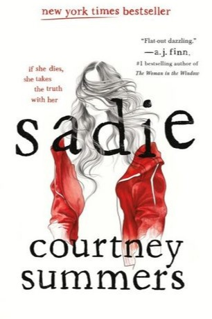 "sadie (Young Adult 3/5) - ""Sadie hasn't had an easy life. Growing up on her own, she's been raising her sister Mattie in an isolated small town, trying her best to provide a normal life and keep their heads above water.But when Mattie is found dead, Sadie's entire world crumbles. After a somewhat botched police investigation, Sadie is determined to bring her sister's killer to justice and hits the road following a few meager clues to find him.When West McCray―a radio personality working on a segment about small, forgotten towns in America―overhears Sadie's story at a local gas station, he becomes obsessed with finding the missing girl. He starts his own podcast as he tracks Sadie's journey, trying to figure out what happened, hoping to find her before it's too late.""Oh wow. I've seen recommendations for listening to the audiobook of Sadie so I bought it over a year ago but never got around to listening to it. MISTAKE. This audiobook was excellently made and I was so impressed with it. It follows the disappearance of Sadie's sister, Mattie, through the eyes of both Sadie and a podcast reporter, West. As a lover of true crime podcasts, this did not disappoint. The book itself was only average for me, as I'm not a huge fan of young adult books, but the audiobook performance was out of this world!Overall, I highly recommend if you're a lover of true crime podcasts!"