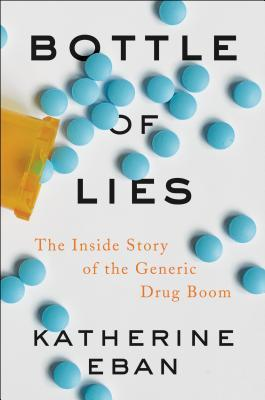 "Bottle of Lies (Non-fiction) - ""Many have hailed the widespread use of generic drugs as one of the most important public-health developments of the twenty-first century. Today, almost 90 percent of our pharmaceutical market is comprised of generics, the majority of which are manufactured overseas. We have been reassured by our doctors, our pharmacists and our regulators that generic drugs are identical to their brand-name counterparts, just less expensive. But is this really true?Katherine Eban exposes the deceit behind generic-drug manufacturing—and the attendant risks for global health. Drawing on exclusive accounts from whistleblowers and regulators, as well as thousands of pages of confidential FDA documents, Eban reveals an industry where fraud is rampant, companies routinely falsify data, and executives circumvent almost every principle of safe manufacturing to minimize cost and maximize profit, confident in their ability to fool inspectors. Meanwhile, patients unwittingly consume medicine with unpredictable and dangerous effects.""I typically can't get into non-fiction books and this was no exception. i listened to half of it on audiobook and decided to give up. I really didn't enjoy it but it is a NYT Bestseller so if pharmaceuticals are your thing then go for it! Otherwise, I'd read a synopsis and get the gist of it. ;)"