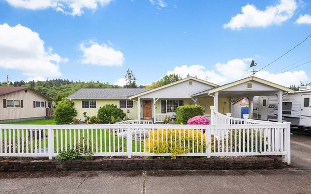 Listing ____________ SOLD Price $270,000 Puyallup, WA