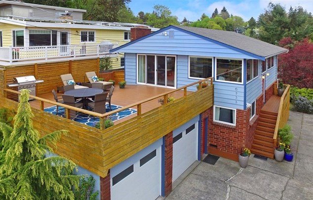 Buyer ____________ SOLD Price $905,000 West Seattle, WA