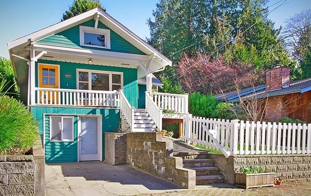 Buyer ____________ SOLD Price $655,000 Seattle, WA