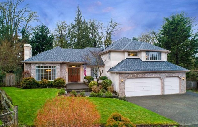 Buyer ____________ SOLD Price $638,201 Maple Valley, WA