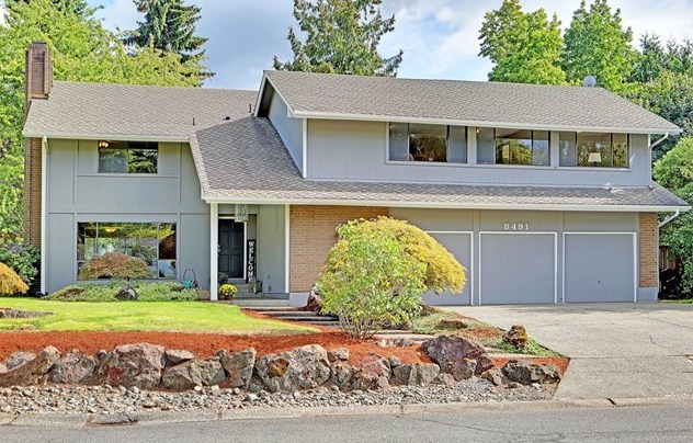 Listing ____________ SOLD Price $1,437,000 Mercer island, WA