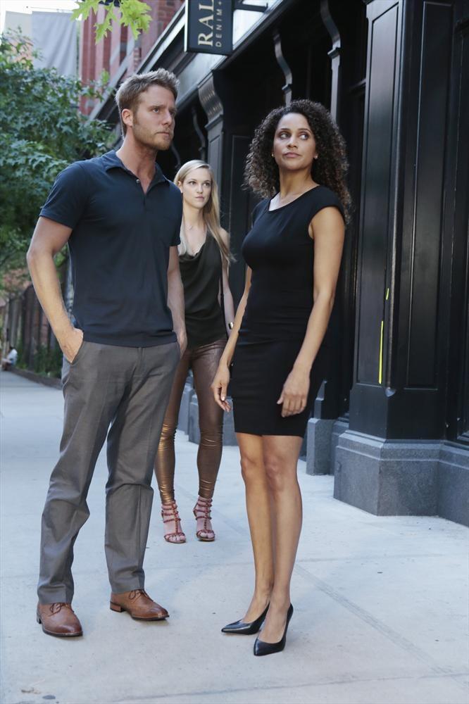 Manhattan Love Story (ABC)