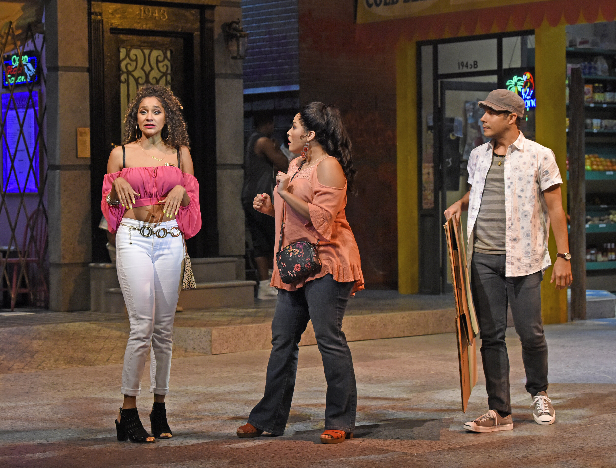 As Daniela in In The Heights