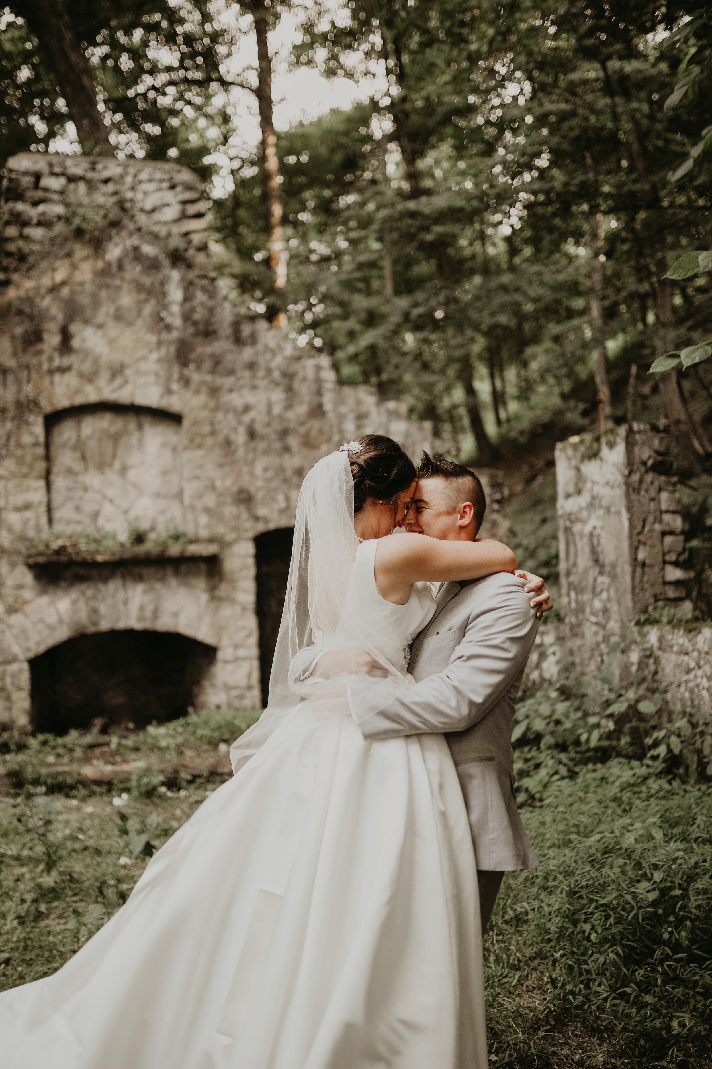 Annie + Sebastian Wedding