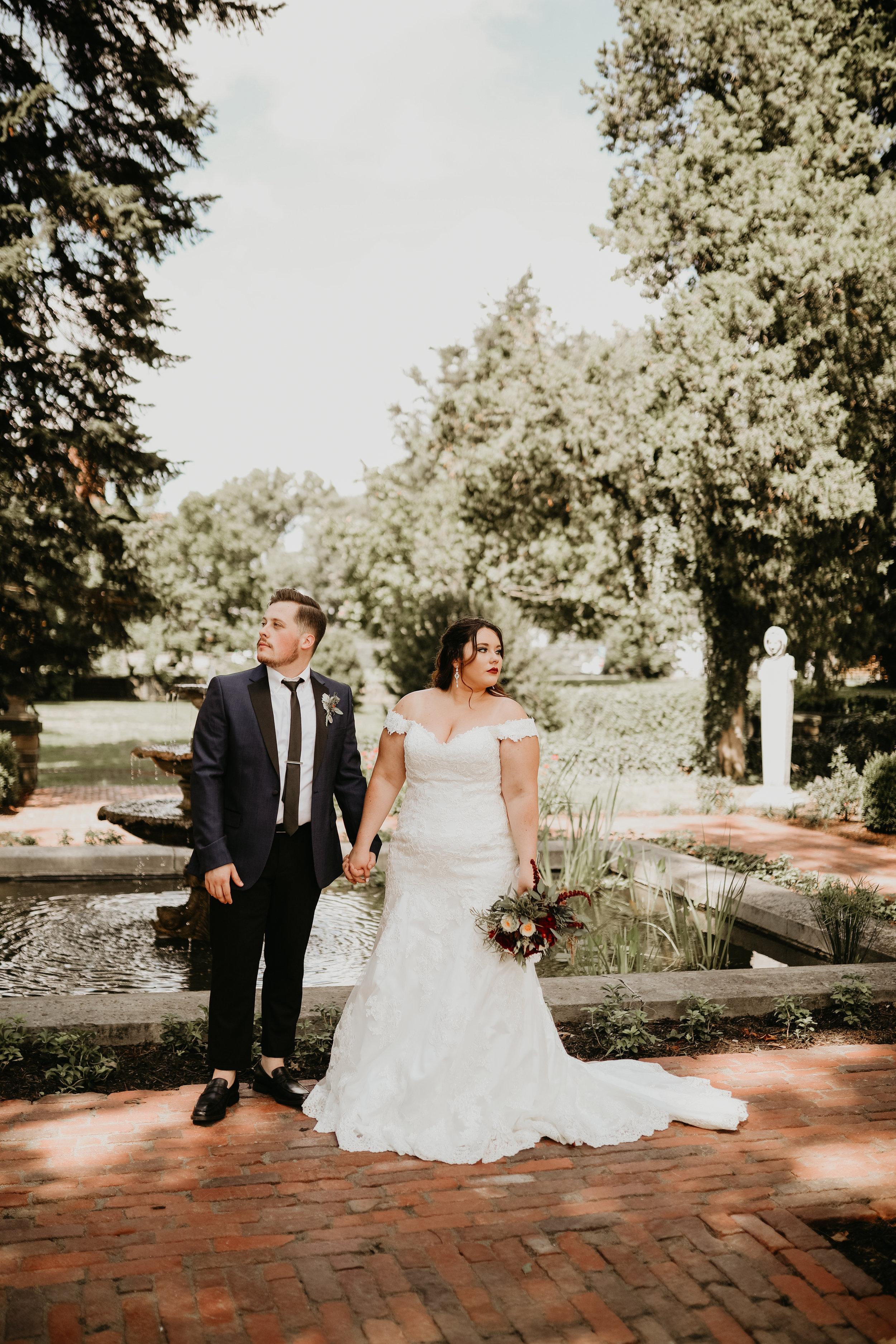 Breanna + Caleb Wedding