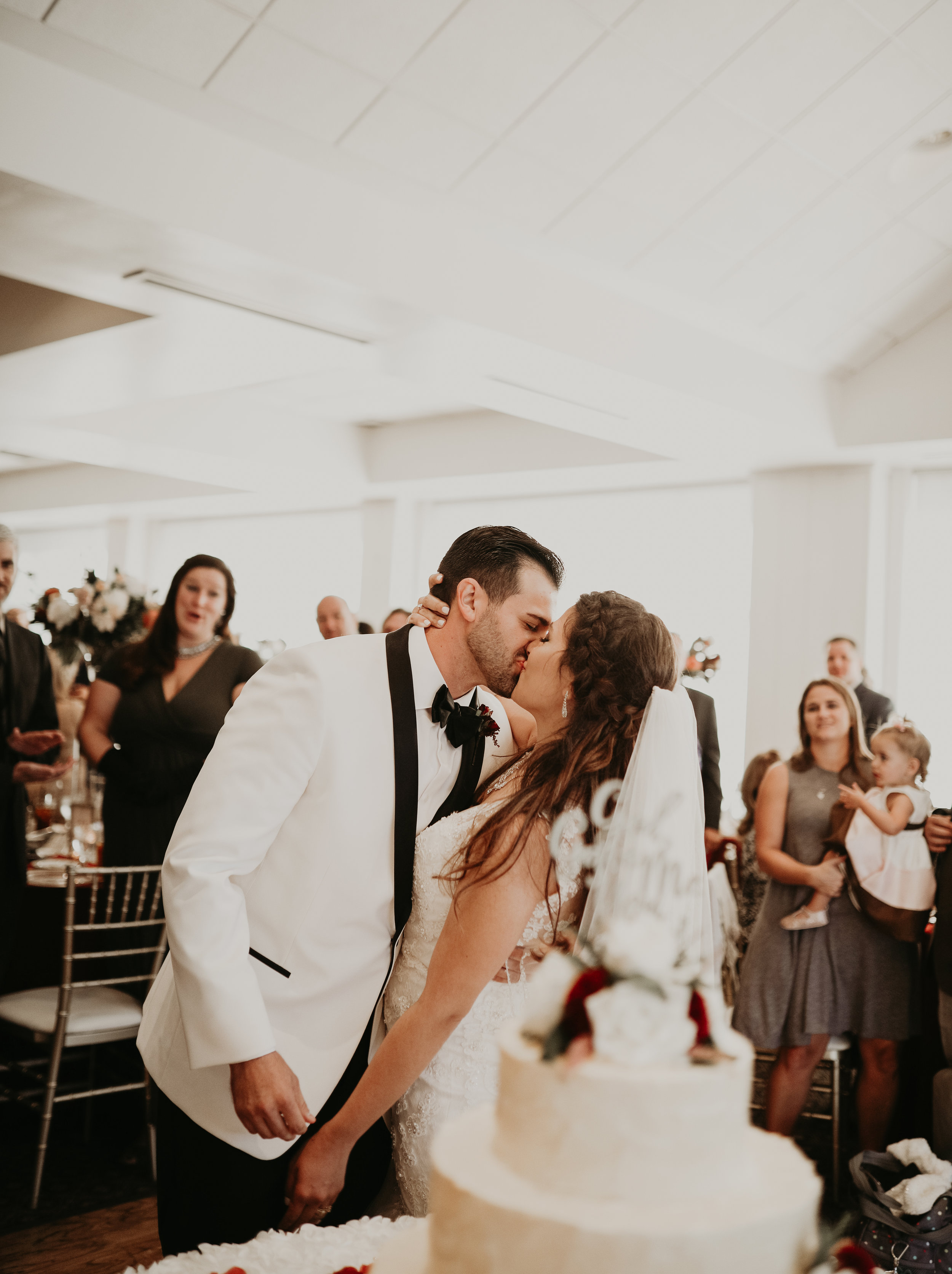 Gina + Ronnie Wedding