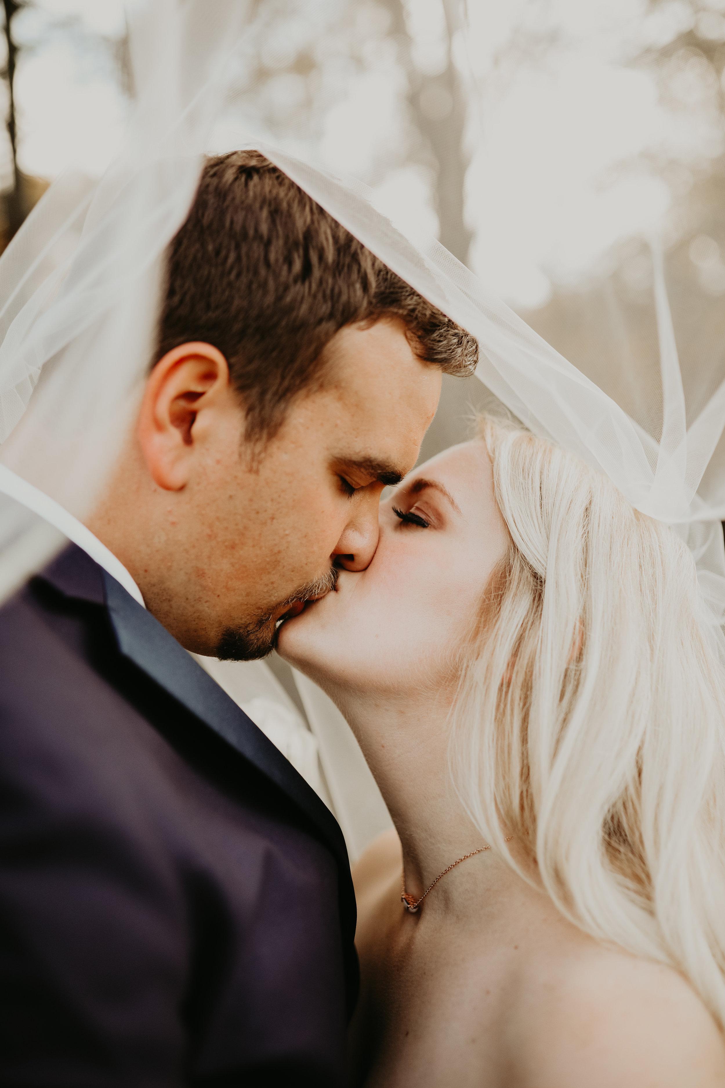 Caitlin + Dan Wedding