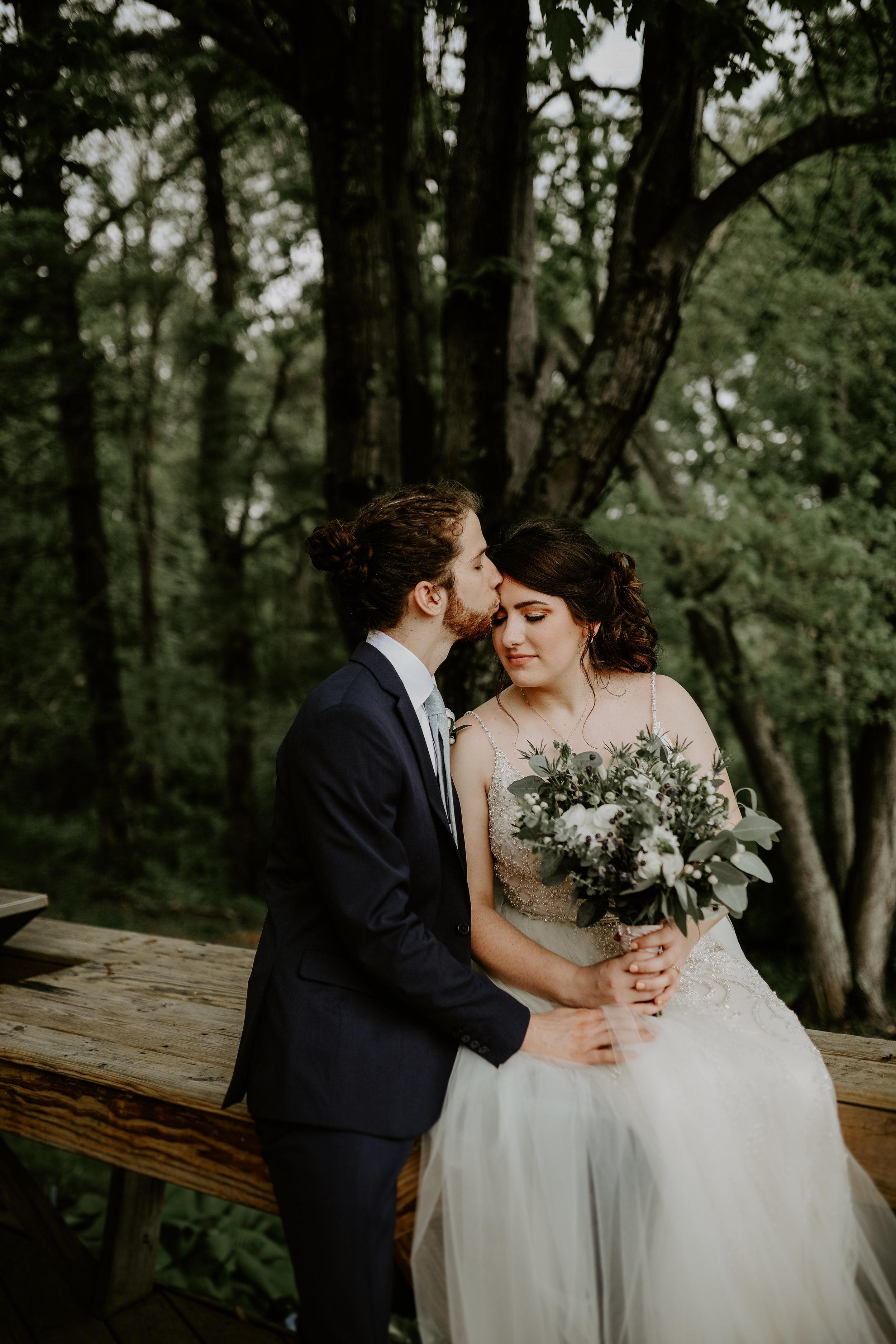 Abigail + Thor Wedding