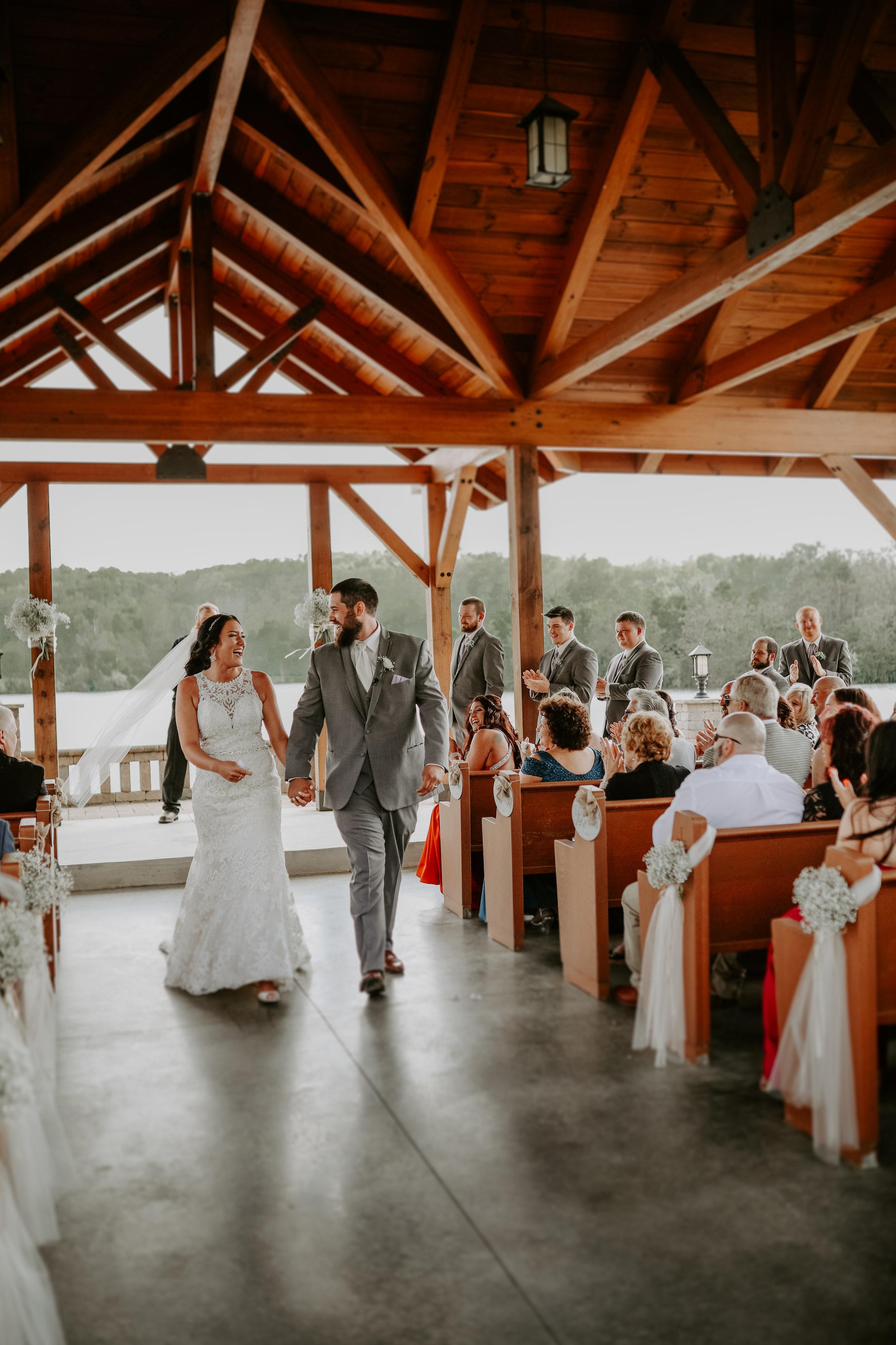 Kylei + Jordan Wedding