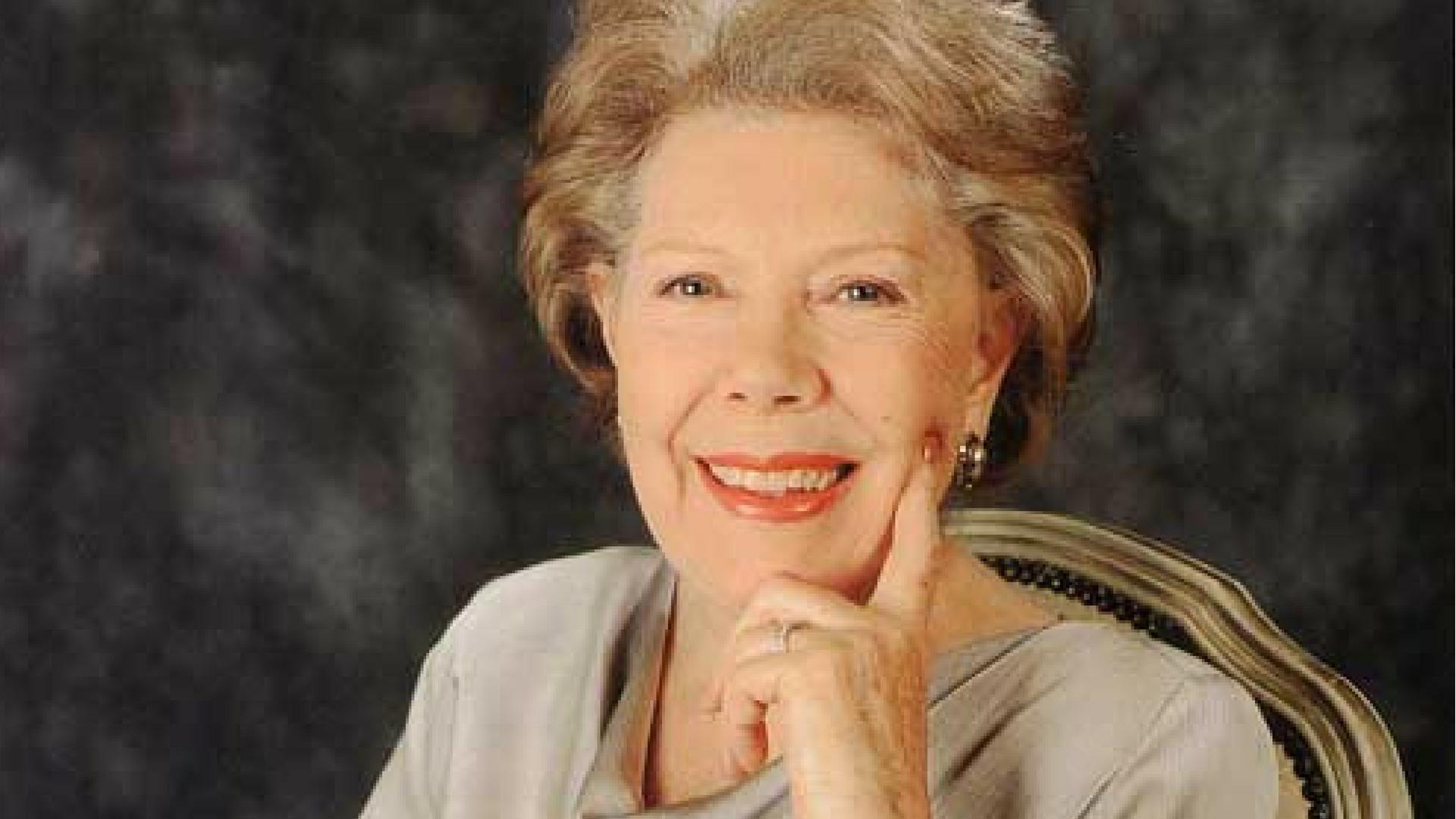 Dame Janet Baker \ Credit: Edward Seckerson