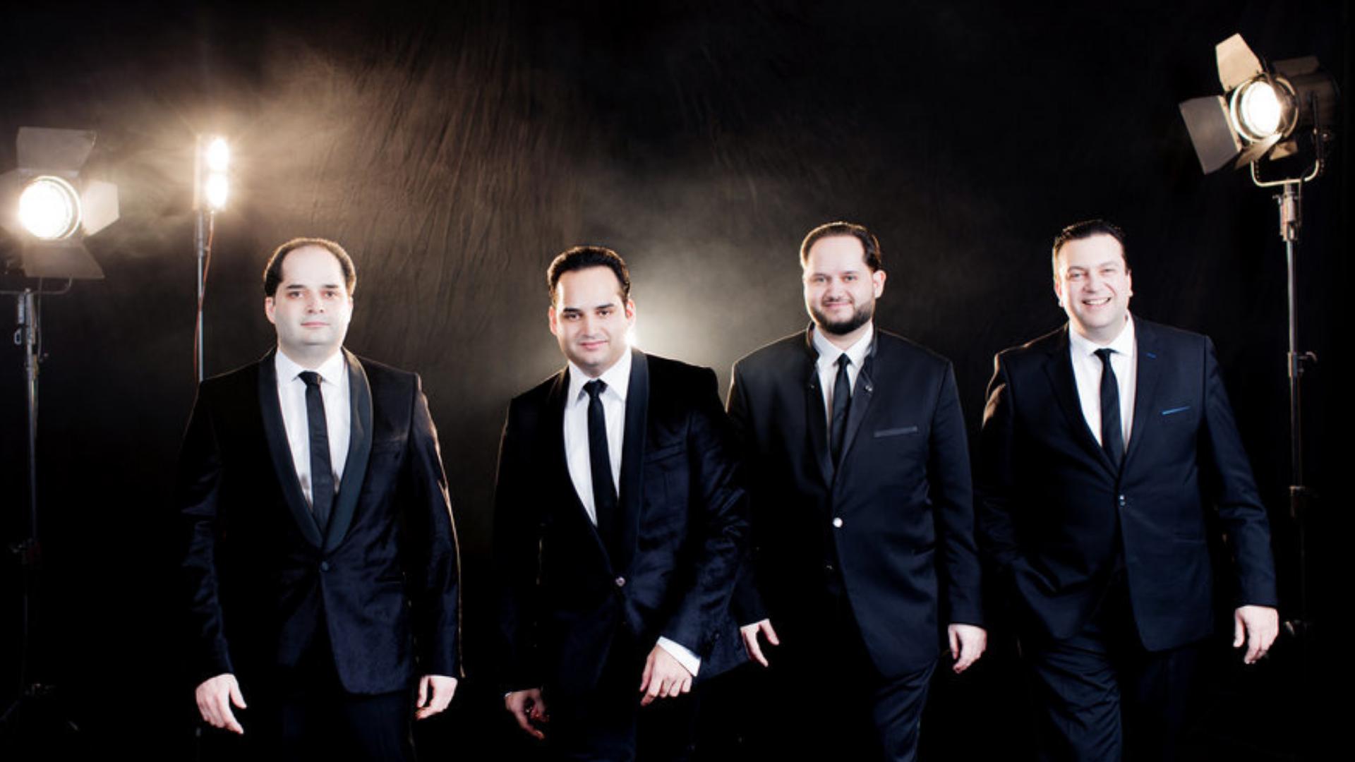 Janoska Ensemble. Photo credit: Julia Weseley