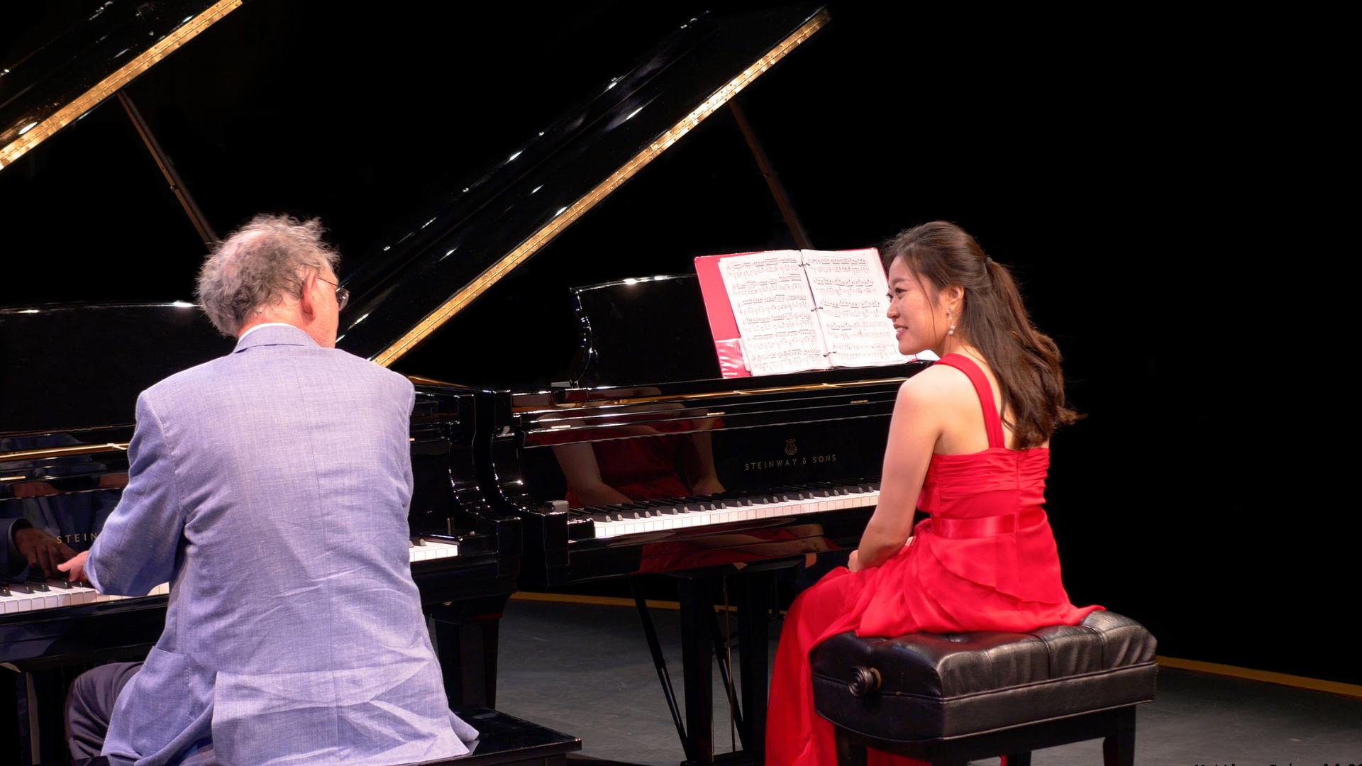Pianofest in the Hamptons
