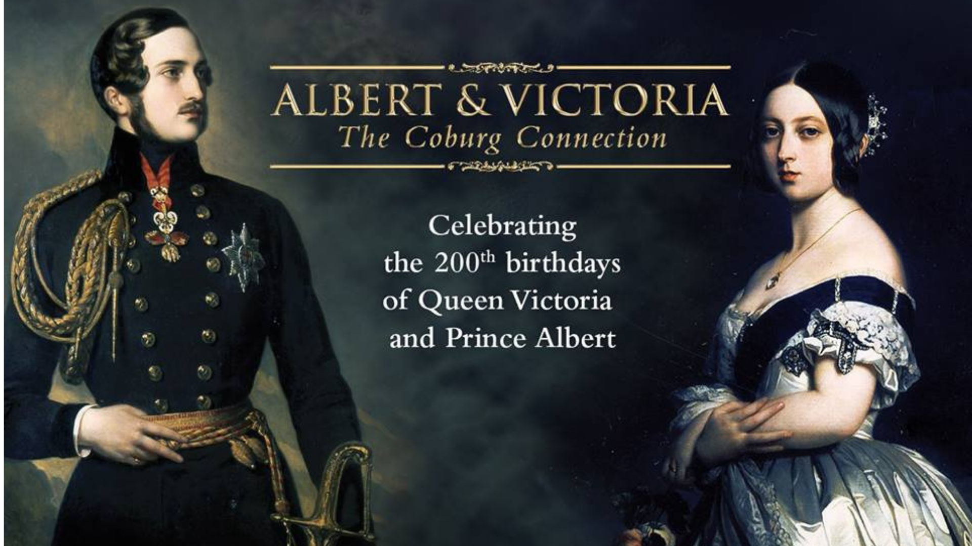 Albert & Victoria: The Coburg Connection