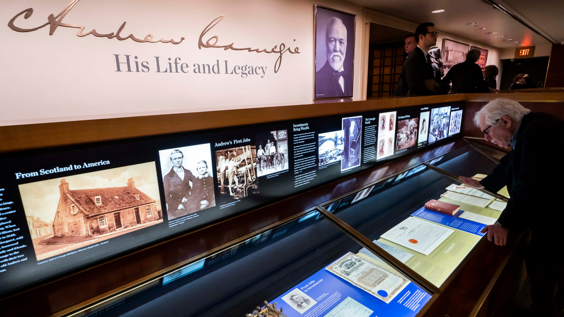 Andrew Carnegie: His Life and Legacy