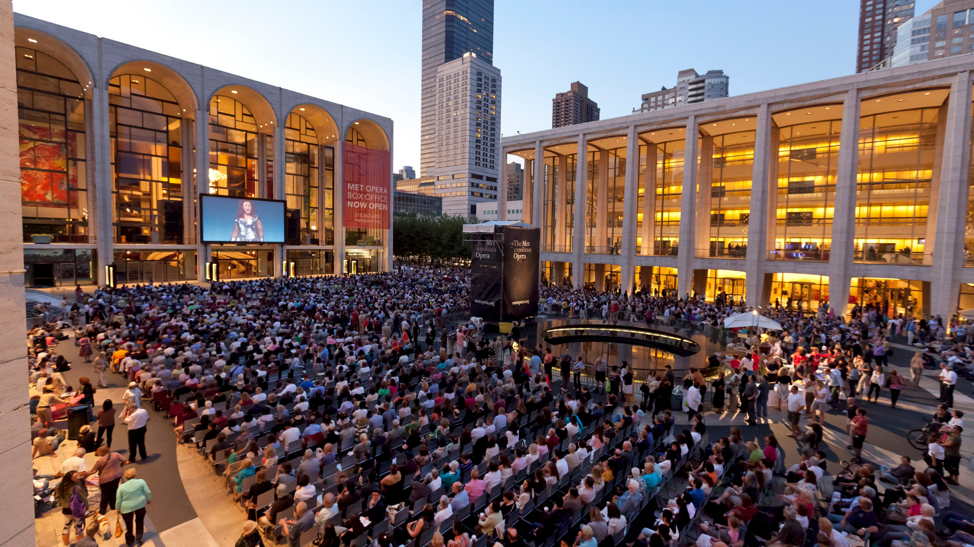 Richard Termine/Metropolitan Opera