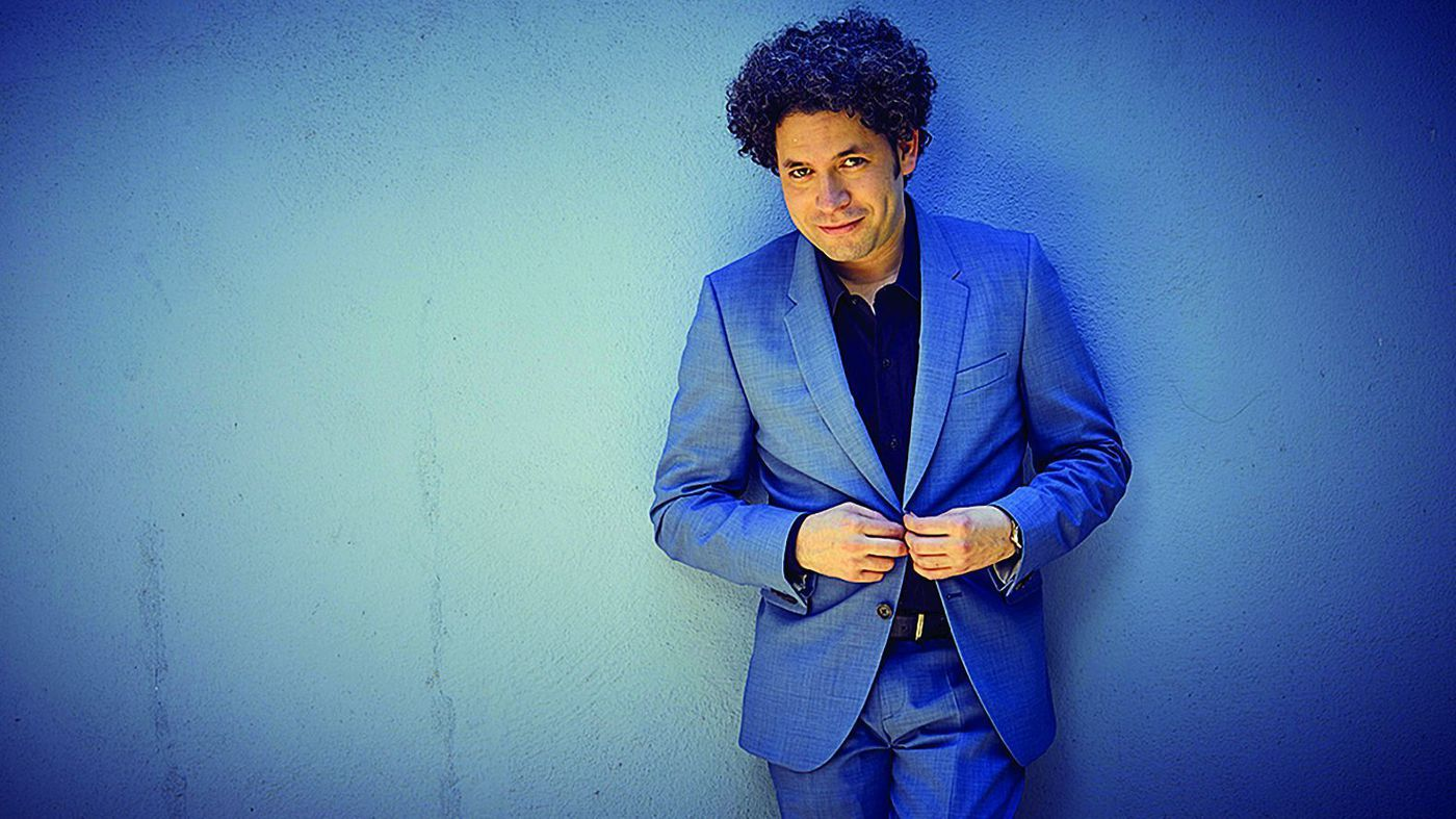 Gustavo Dudamel / LA Times