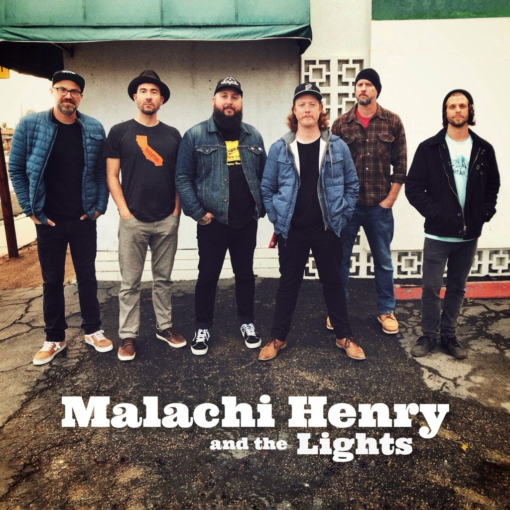 MALACHI HENRYand the LIGHTS - Neo-roots music and lesser-traveled paths of rock & soulSan Diego, CA