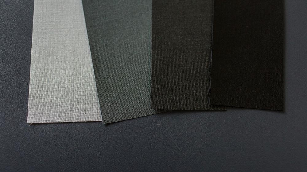 Light Grey | Elephant Ears | Charcoal | Black