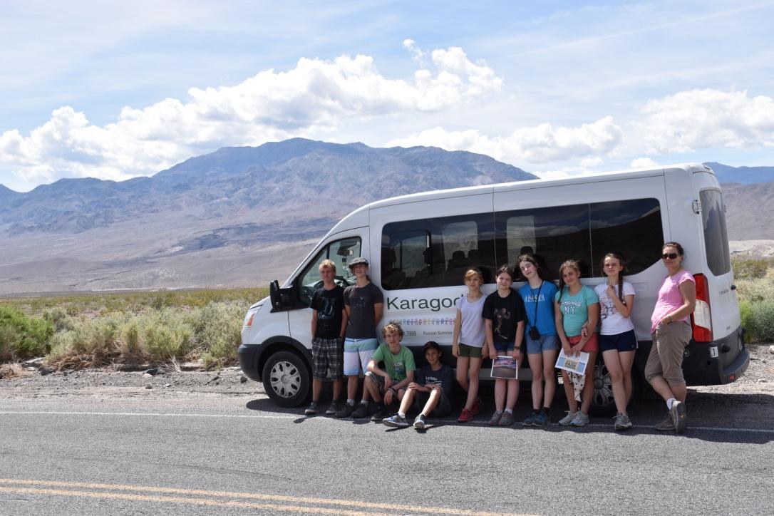 Death Valley, April 10 - 16