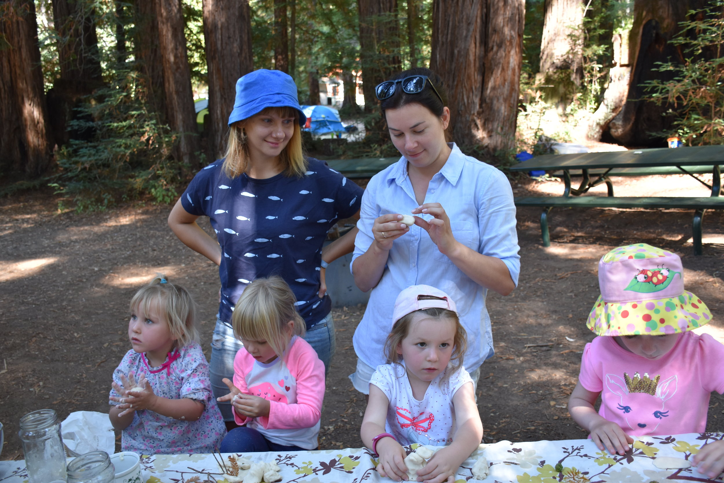 Family Camping, August 12-14