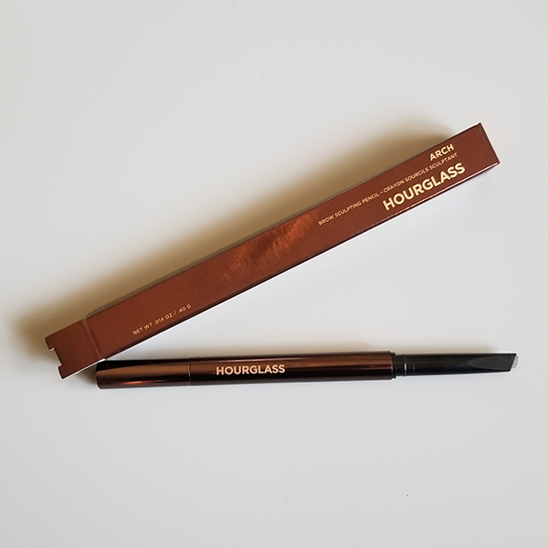The Hourglass Arch Brow Sculpting Pencil.
