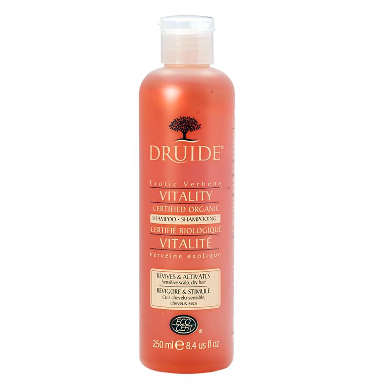Druide Vitality Shampoo, Image courtesy of Druide