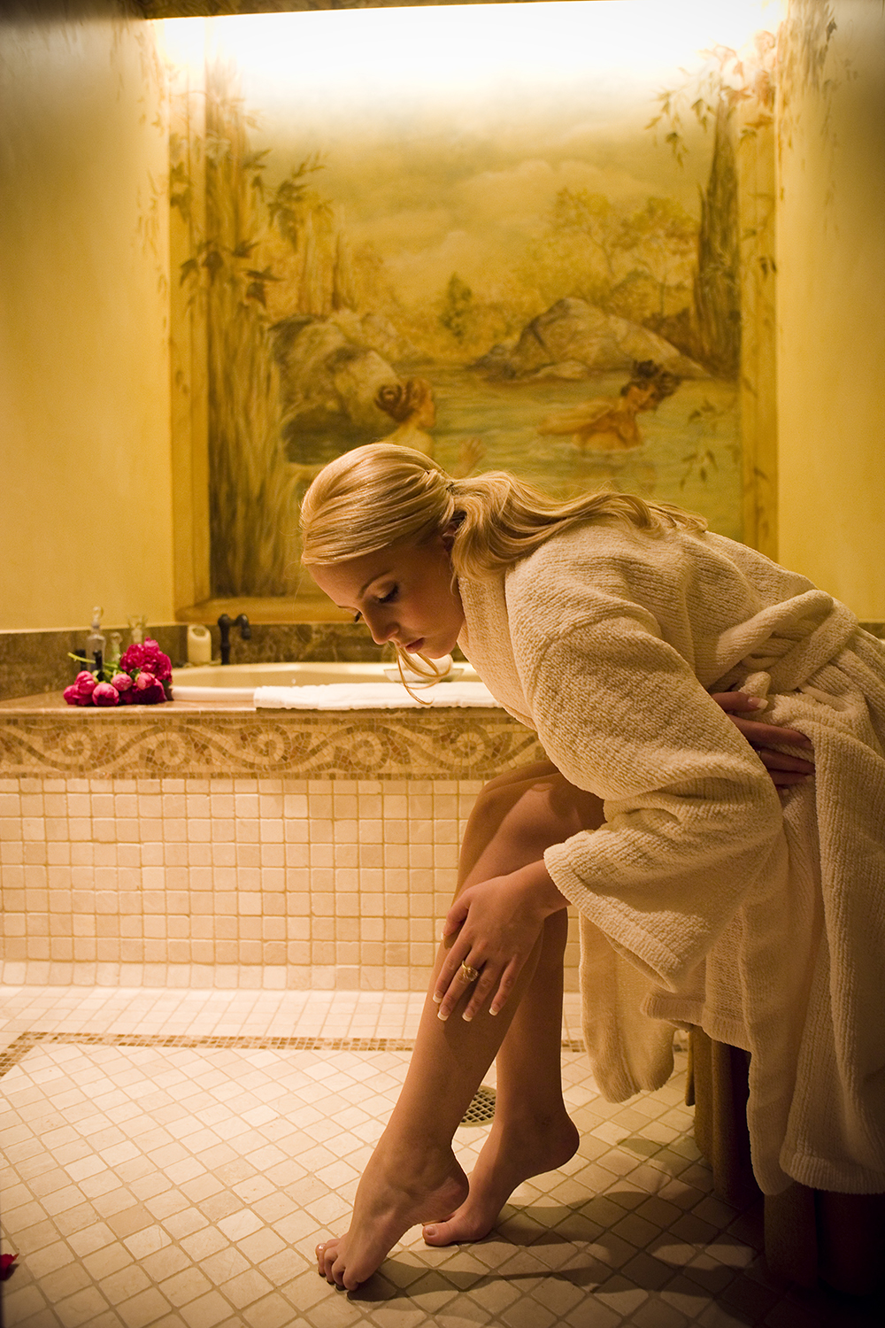 Kelly's Spa employs natural products, unique treatments and specialized programs to enhance wellness.