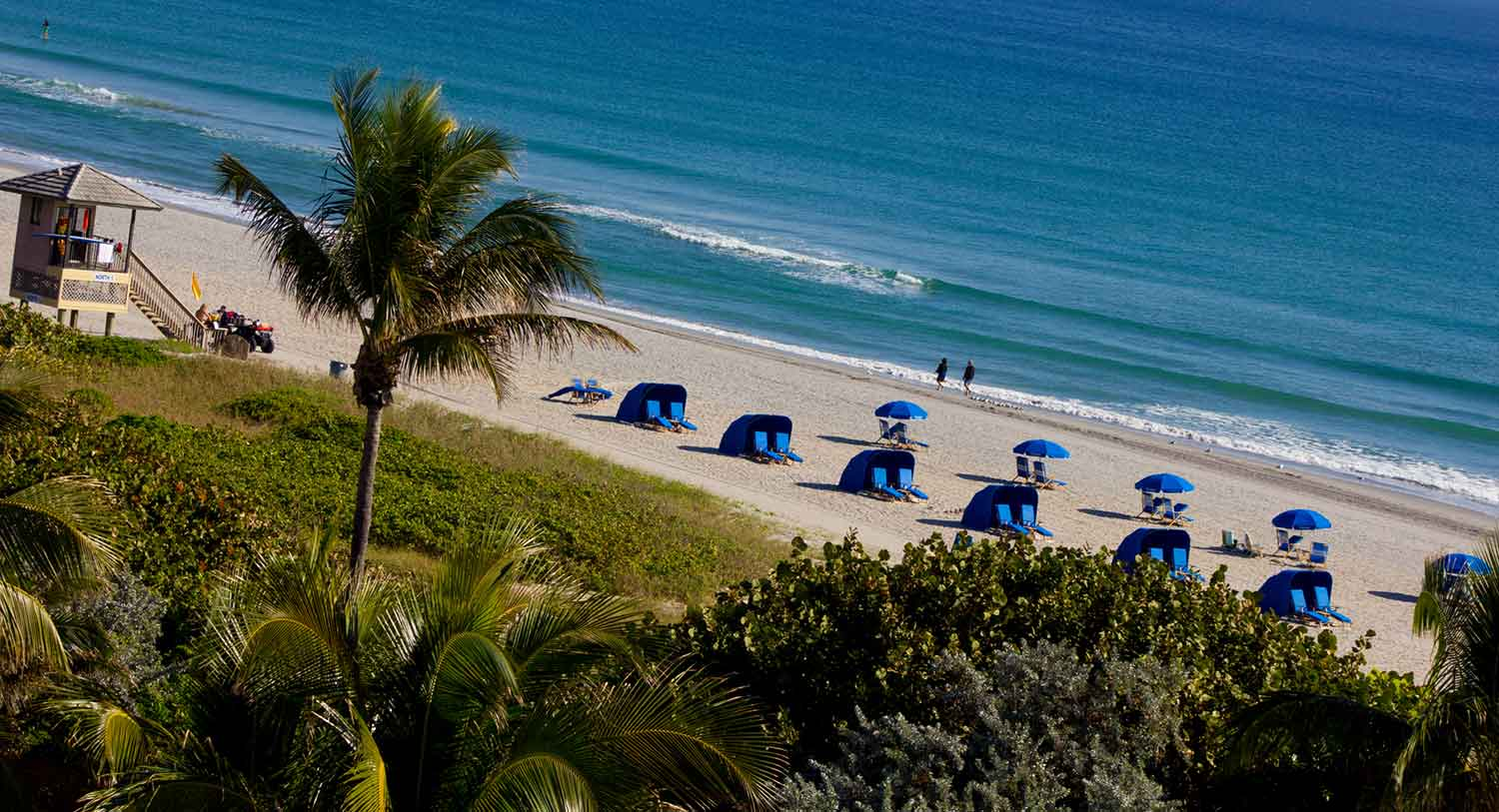Delray Beach [Image courtesy of Discover The Palm Beaches].