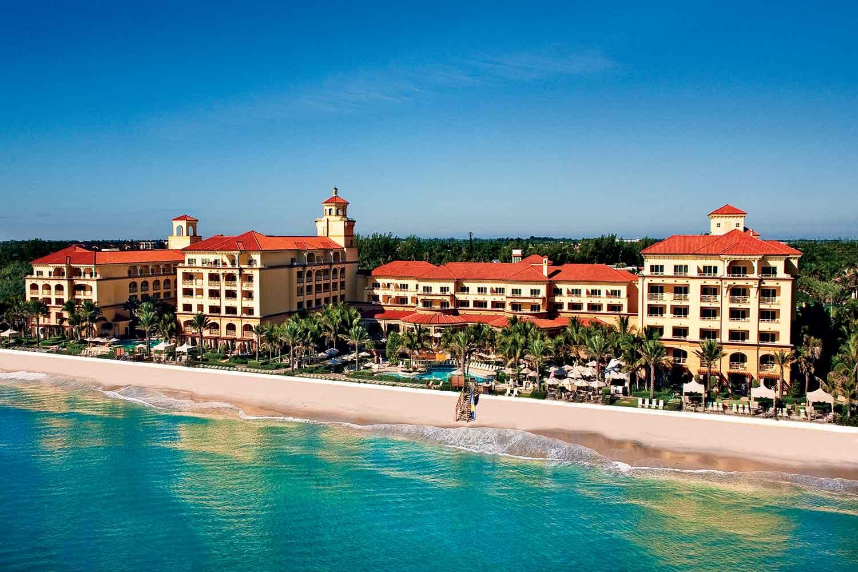 Eau Palm Beach Resort & Spa, courtesy of Discover The Palm Beaches. [Image courtesy of Discover The Palm Beaches].