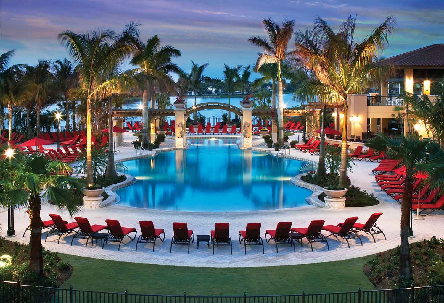 PGA National Resort & Spa, courtesy of Discover the Palm Beaches. [Image courtesy of Discover The Palm Beaches].