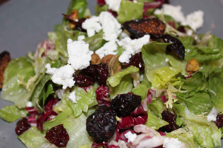 The California Green Salad.