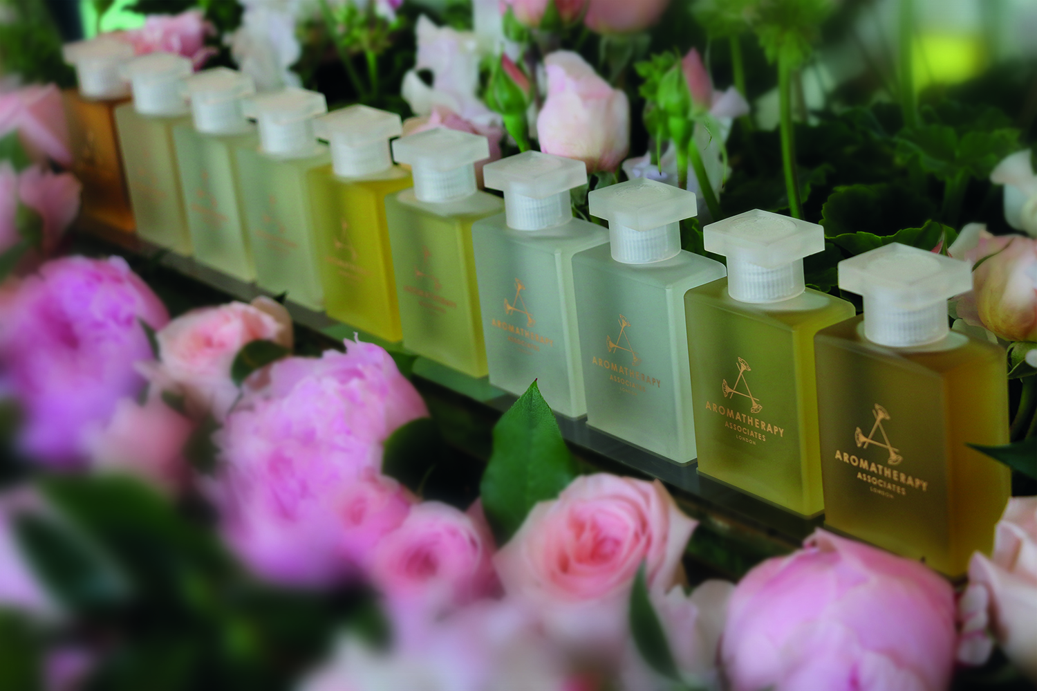 Aromatherapy Associates is a natural skincare line that uses the finest ingredients, purest extracts and essential oils.