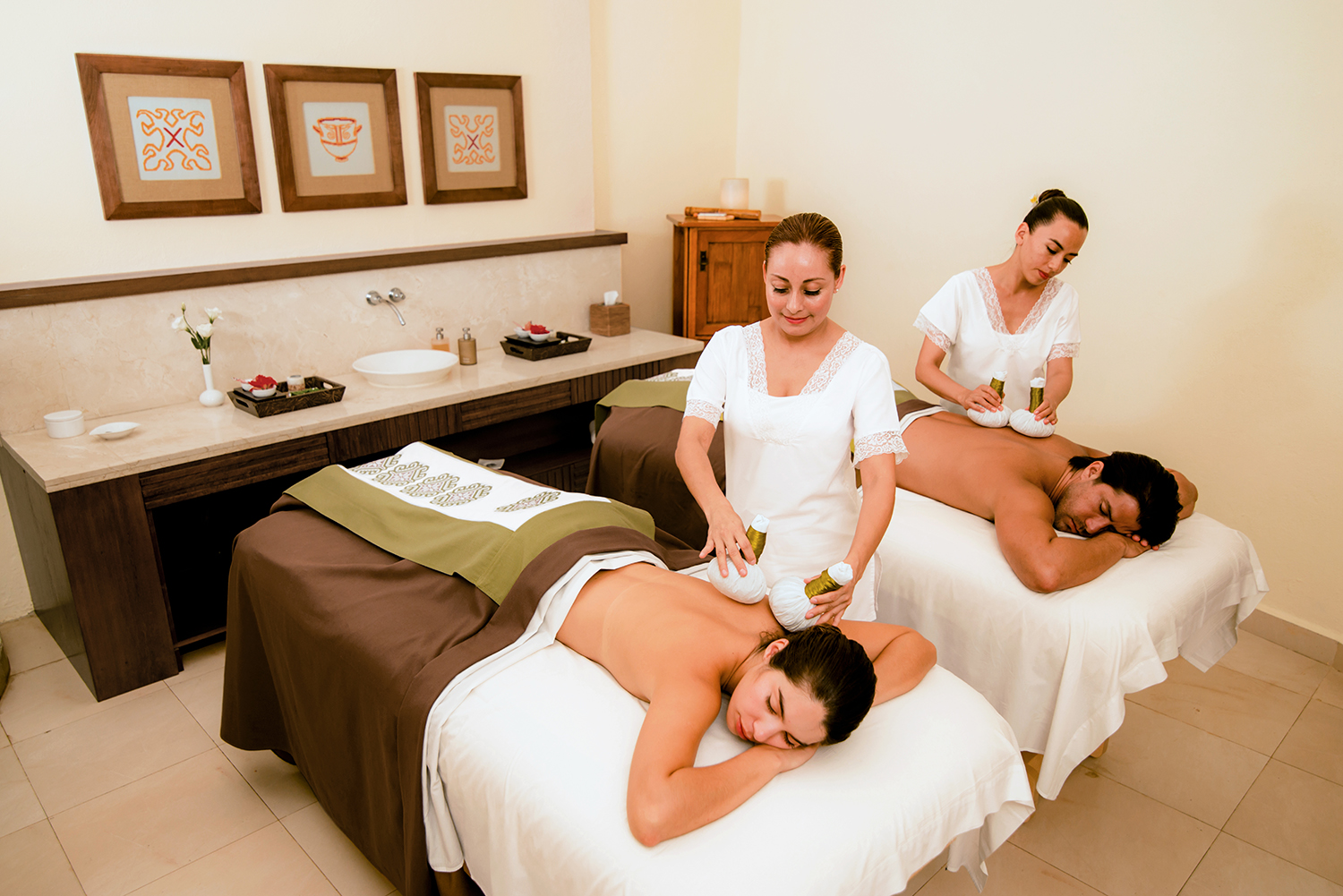 The 16,500 square-foot SE Spa at Grand Velas Riviera Nayarit offers guests a premium luxury experience.